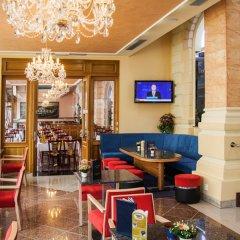 Отель Krivan Чехия, Карловы Вары - отзывы, цены и фото номеров - забронировать отель Krivan онлайн интерьер отеля