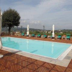 Отель Villa Le Piazzole бассейн