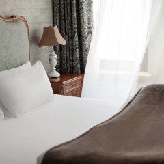Гостиница Времена Года 4* Улучшенный номер с двуспальной кроватью фото 4