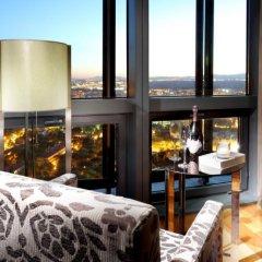 Отель Eurostars Madrid Tower 5* Улучшенный номер