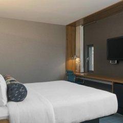 Отель Aloft Brussels Schuman 3* Номер Loft с различными типами кроватей