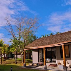 Отель Twin Lotus Resort and Spa - Adults Only вид на фасад фото 5