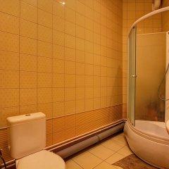 Гостиница Гостевые комнаты у Петропавловской 2* Номер с общей ванной комнатой с различными типами кроватей (общая ванная комната) фото 13
