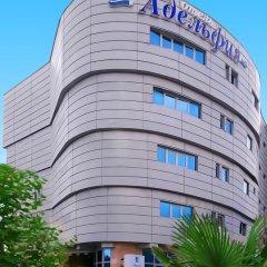 Adelfiya Hotel вид на фасад фото 2