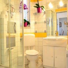 Отель AJO Garden Австрия, Вена - отзывы, цены и фото номеров - забронировать отель AJO Garden онлайн ванная