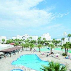 Отель Papantonia Apts Кипр, Протарас - отзывы, цены и фото номеров - забронировать отель Papantonia Apts онлайн бассейн фото 3