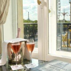 Hotel Regina Louvre 5* Люкс Эйфелева башня фото 5