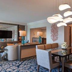 Отель Atlantis The Palm 5* Люкс Regal club с различными типами кроватей
