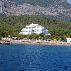 Отель Diamond Club Kemer пляж фото 3