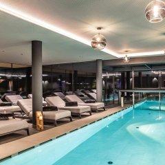 Hotel Kircherhof Горнолыжный курорт Ортлер бассейн