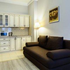 Корона отель-апартаменты Улучшенные апартаменты разные типы кроватей фото 3