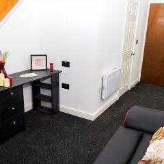 Trivelles Hotel Manchester - Cross Lane 2* Номер Делюкс с различными типами кроватей фото 5