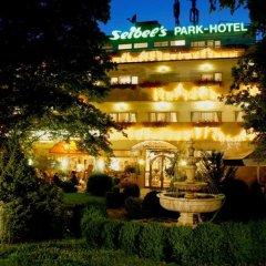 Отель Seibels Park Hotel Германия, Мюнхен - 1 отзыв об отеле, цены и фото номеров - забронировать отель Seibels Park Hotel онлайн вид на фасад фото 2
