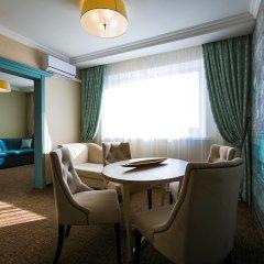 Гостиница Салют комната для гостей фото 8