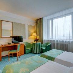 Гостиница Бородино 4* Стандартный номер с различными типами кроватей фото 2