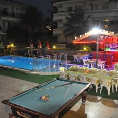 Club Ege Antique Hotel Турция, Мармарис - отзывы, цены и фото номеров - забронировать отель Club Ege Antique Hotel онлайн бассейн
