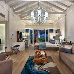 Отель Nirvana Lagoon Villas Suites & Spa 5* Вилла с различными типами кроватей фото 2