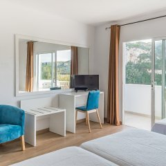 Отель Paradis Blau Испания, Кала-эн-Портер - отзывы, цены и фото номеров - забронировать отель Paradis Blau онлайн комната для гостей фото 9