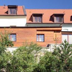 Hotel Chvalská Tvrz вид на фасад фото 3