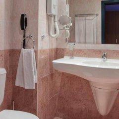 Отель Apart Complex Aquamarine Half Board Болгария, Камчия - отзывы, цены и фото номеров - забронировать отель Apart Complex Aquamarine Half Board онлайн ванная