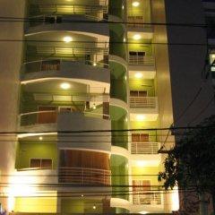 Cuong Long Hotel вид на фасад фото 3