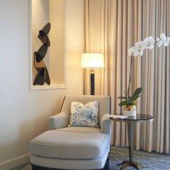 Отель Waldorf Astoria Beverly Hills 5* Улучшенный угловой полулюкс фото 2