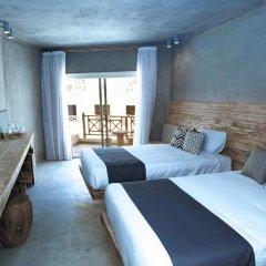 Отель Meraki Resort (Adults Only) 4* Номер Merakilous с различными типами кроватей
