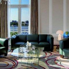 Hotel Atlantic Kempinski Hamburg 5* Президентский номер разные типы кроватей