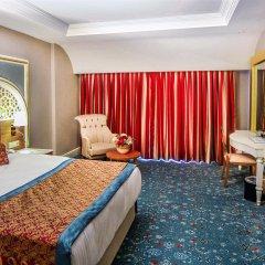 Royal Taj Mahal Hotel Турция, Чолакли - 1 отзыв об отеле, цены и фото номеров - забронировать отель Royal Taj Mahal Hotel онлайн комната для гостей фото 3