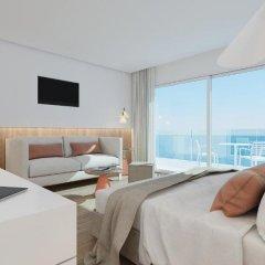 Отель Aparthotel Ponent Mar Студия премиум с различными типами кроватей фото 2