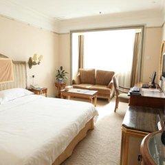 Отель Chongqing Hotel Китай, Пекин - отзывы, цены и фото номеров - забронировать отель Chongqing Hotel онлайн комната для гостей фото 7