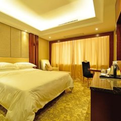 Guangzhou Shanxi Hotel комната для гостей