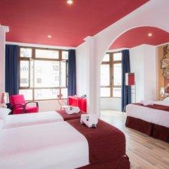 Отель Casual Vintage Valencia 2* Номер Стандартный с различными типами кроватей фото 5