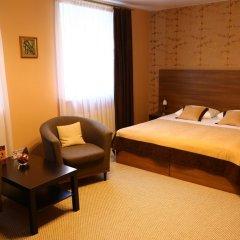 Гостиница Авеню Полулюкс с различными типами кроватей фото 3