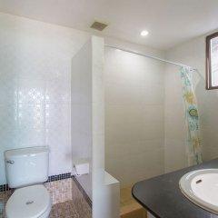 Отель Nilly's Marina Inn ванная