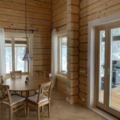 База Отдыха Forrest Lodge Karelia Улучшенный шале с разными типами кроватей фото 26