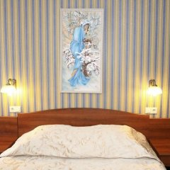 Гостиница Четыре Сезона 3* Стандартный номер с разными типами кроватей фото 2