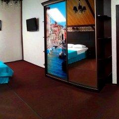 Мини-Отель Вилла Венеция Номер категории Эконом с различными типами кроватей фото 4