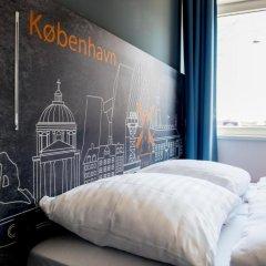 Отель a&o Copenhagen Norrebro Стандартный номер с различными типами кроватей фото 3