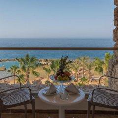 Отель Albatros Citadel Resort 5* Номер Делюкс с различными типами кроватей фото 2