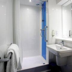 Отель Travelodge Brighton Великобритания, Брайтон - отзывы, цены и фото номеров - забронировать отель Travelodge Brighton онлайн ванная