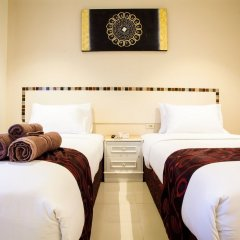 Отель Natural Beach Паттайя комната для гостей фото 17