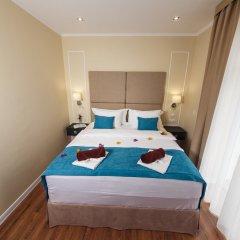 Гостиница Голубая Лагуна Улучшенный номер разные типы кроватей фото 7