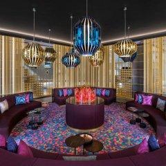 Отель W Dubai The Palm Дубай развлечения