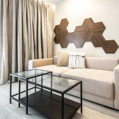 Апартаменты Super-Apartamenty Exclusive комната для гостей фото 3