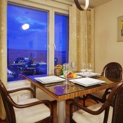 Гостиница Park Inn by Radisson Poliarnie Zori, Murmansk 3* Президентский люкс разные типы кроватей фото 3