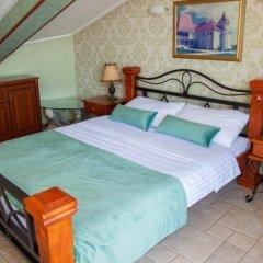 Апарт-Отель Villa Edelweiss 4* Апартаменты с различными типами кроватей