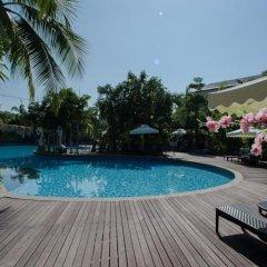 Отель Mingshen Jinjiang Golf Resort бассейн фото 5