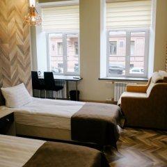 Гостиница Дельта Невы 3* Номер Комфорт с 2 отдельными кроватями фото 4