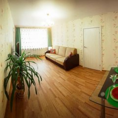 Апартаменты Пушкина 12 Ярославль комната для гостей фото 5
